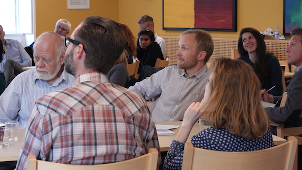 Particiants - Dissemination Conference for Erasmus+ Project SEBSR 20th May 2016 in Copenhagen
