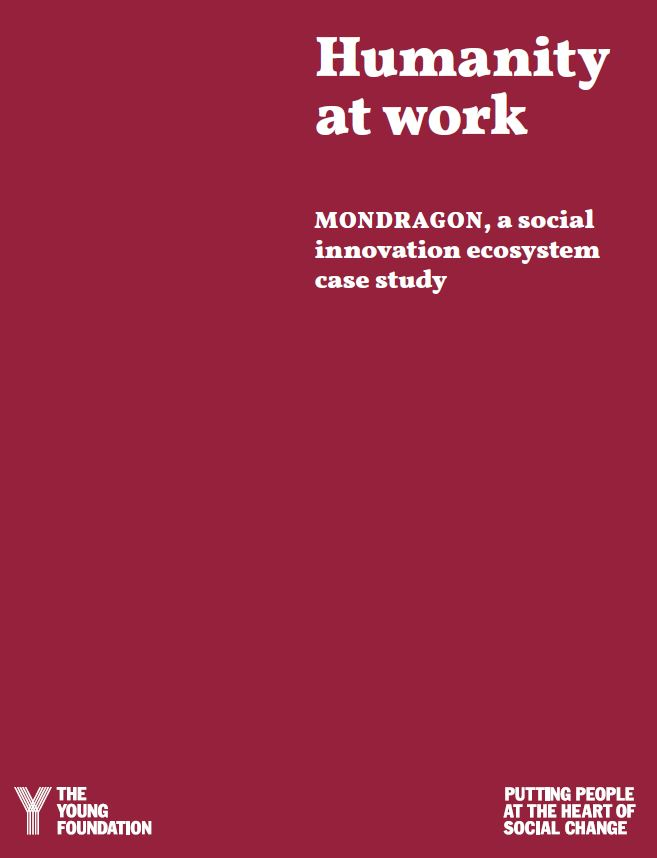 Ny Rapport Fra Young Foundation Om Stor-kooperativet Mondragon