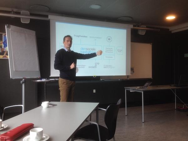 Introduktion til partnerskaber 7.3. 2016 Ulrik Haumann
