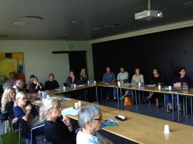 Netværksmøde for socialøkonomiske virksomheder i Aarhus og Region Midt 11.9.14
