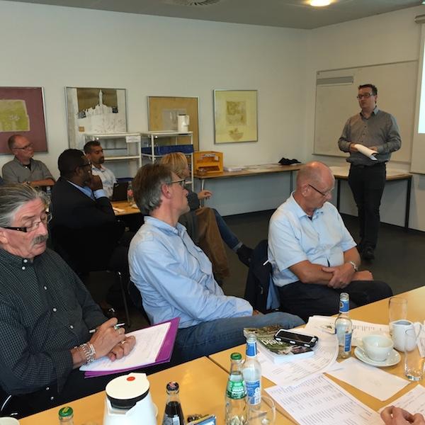 Alan Petersen - Netværksmøde for socialøkonomiske virksomheder i Aarhus og Region Midt