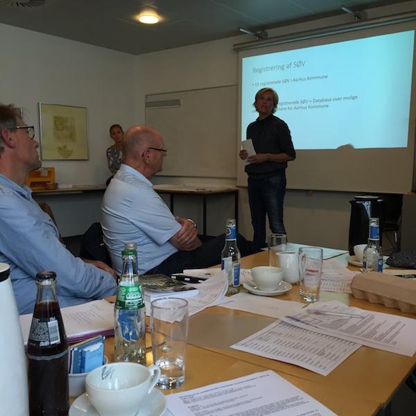 Betina Møller - Netværksmøde for socialøkonomiske virksomheder i Aarhus og Region Midt