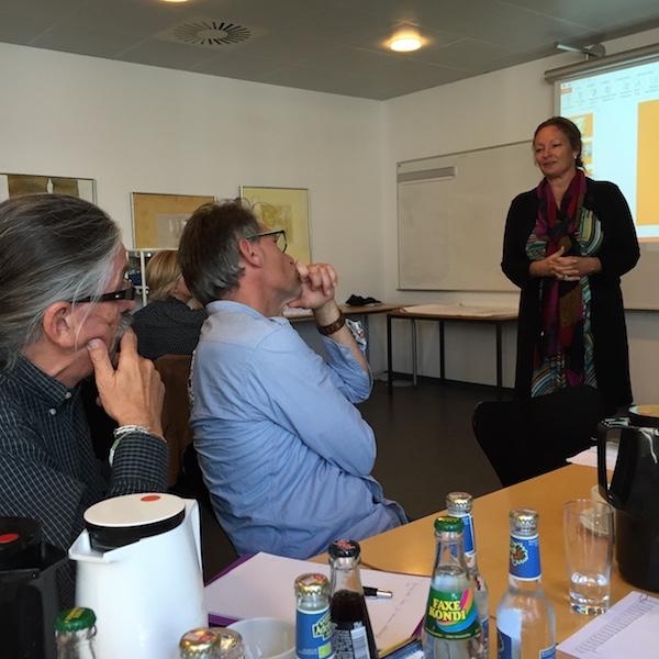 Theresa Blegvad - Netværksmøde for socialøkonomiske virksomheder og sociale iværksættere i Aarhus og Region Midt 27.9.2016