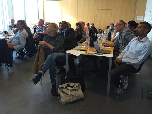 Netværksmøde for socialøkonomiske virksomheder i Aarhus og Region Midt