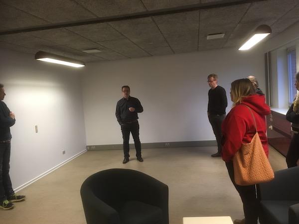 Netværksmøde for socialøkonomiske virksomheder og sociale iværksættere i Aarhus 7.2. 2017