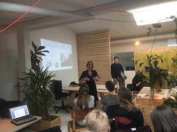 Netværksmøde for socialøkonomiske virksomheder i København 2.3. 2017