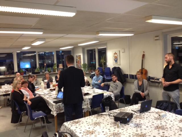Netværksmøde for socialøkonomiske virksomheder og sociale iværksættere i Aarhus og Region Midt d. 18.11. 2014