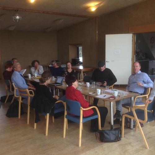 Café og netværksmøde for socialøkonomiske virksomheder i Aarhus 24.9.2015