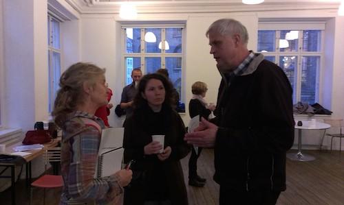 Netværksmøde for socialøkonomiske virksomheder i København d. 10.11. 2014