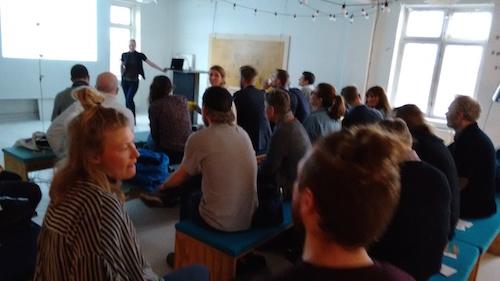Netværksmøde for socialøkonomiske virksomheder i København 8.3. 2016