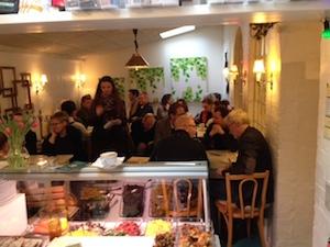 Café og netværksmøde for socialøkonomiske virksomheder i Aarhus 5.2.2015