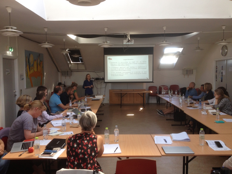 Roundtable Meeting on Social Enterprises in The Baltic Sea Region
