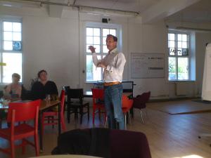 Ulrik Haumann - Den Sociale Kapitalfond