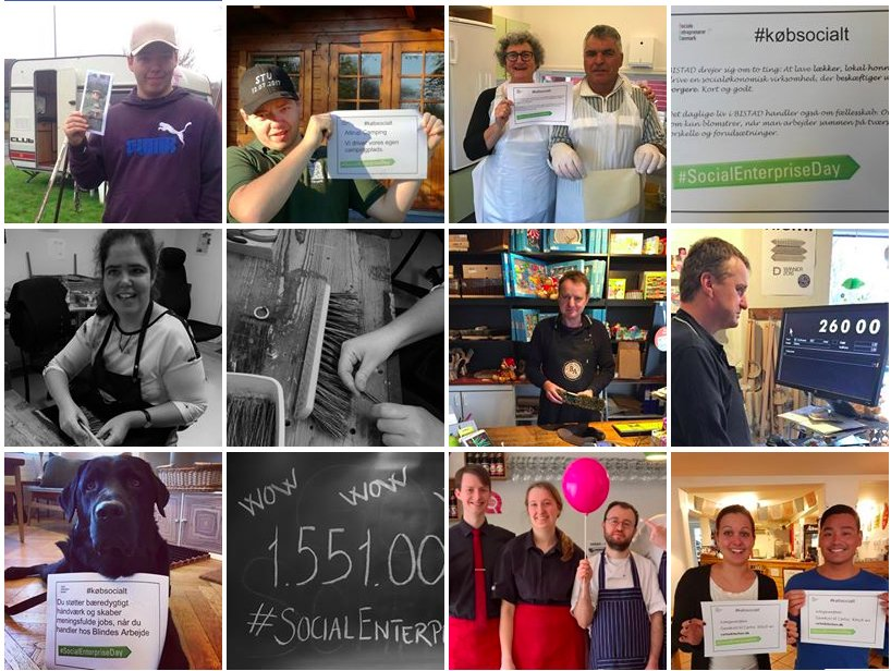 Social Enterprise Day 2017 – Danmark