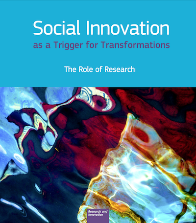 Social Innovation As A Trigger For Transformations