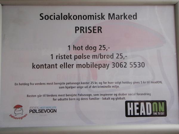 Socialøkonomisk marked i Aarhus 21. maj 2016