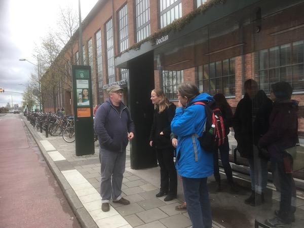 Studietur til socialøkonomiske projekter i Malmö d. 10. maj 2017