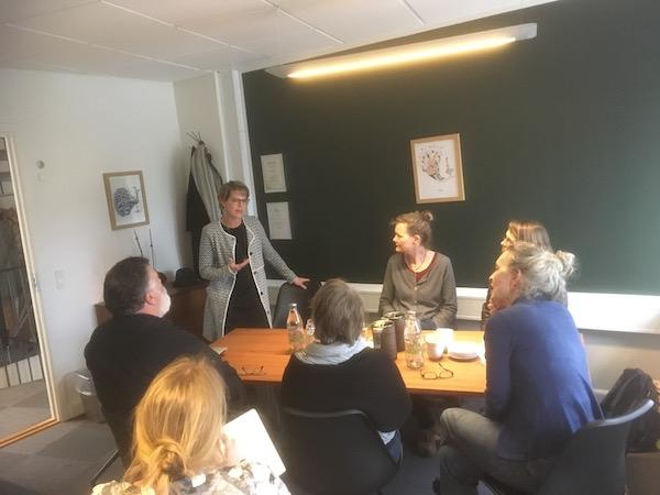 Studietur til socialøkonomiske virksomheder på Fyn 30-3-2017