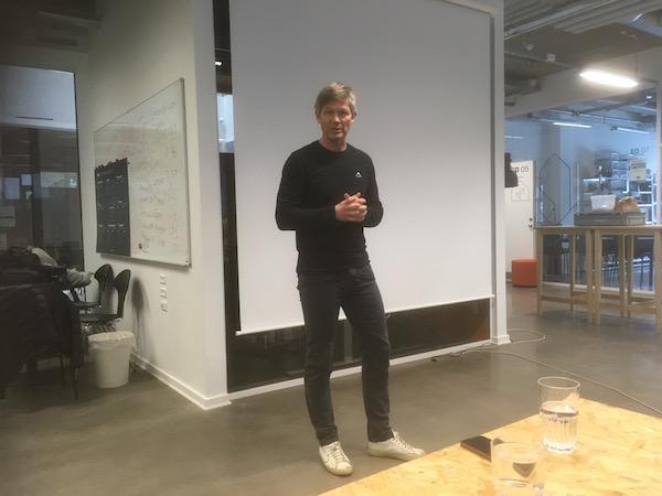 Sociale iværksættereventyr med Thor Thorøe fra Social Foodies 9.3. 2018