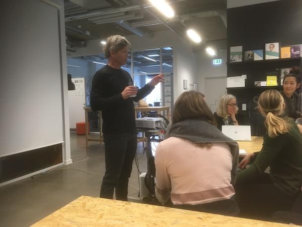 Sociale iværksættereventyr med Thor Thorøe fra Social Foodies d. 9.3. 2018