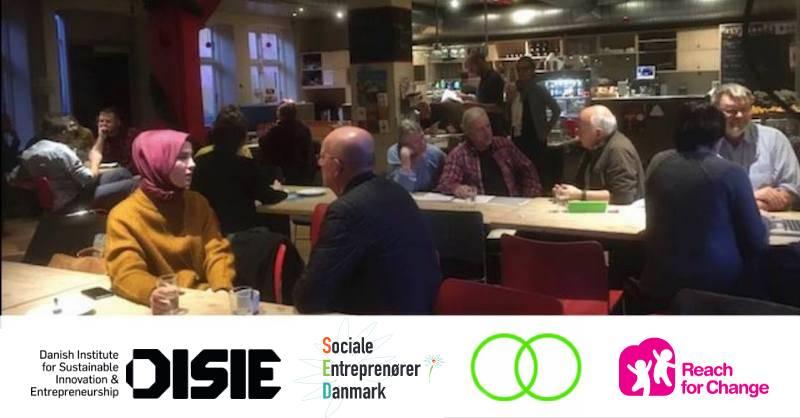 STOR Åben Workshop For Sociale Iværksættere – Kbh. 26.11.2020