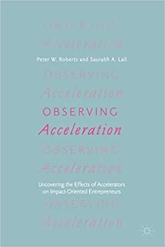 Ny Bog Sætter Focus På Impact-acclerator-programmer