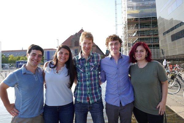 Amerikanske Studerende Undersøger Danske Socialøkonomiske Virksomheders Klimaindsats