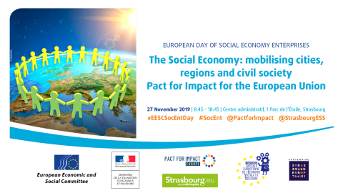 European Day Of Social Economy Enterprises 2019
