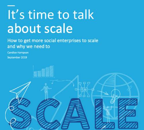 It's Time To Talk About Scale