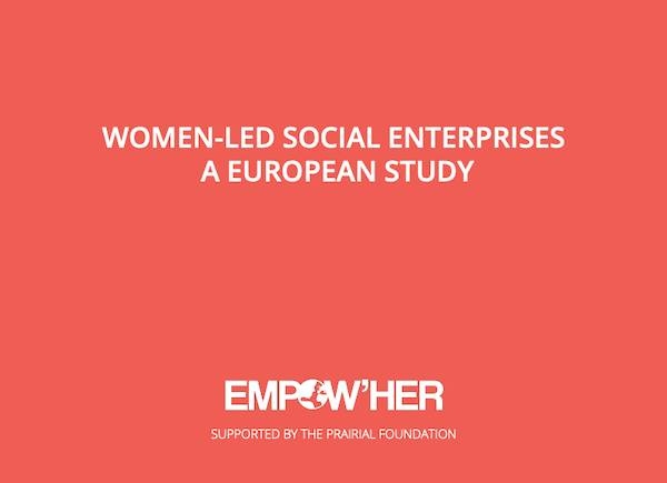 Women-led Social Enterprises – A European Study