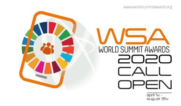 Deltag I WORLD SUMMIT AWARDS 2020