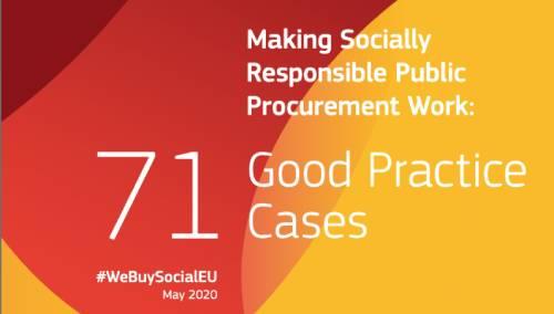 Making Socially Responsible Public Procurement Work