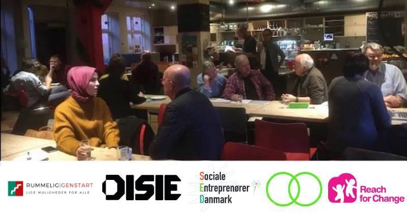 Online: Få Vejledningaf Fagpersoner – For Sociale Iværksættere – 21.9.2021